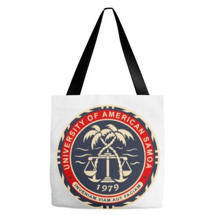 Samoa Law School Logo Tote Bags Designed By Krisshatta