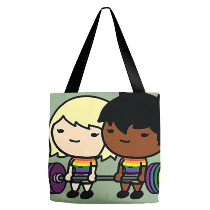 United Strong Tote Bags Designed By Krisshatta