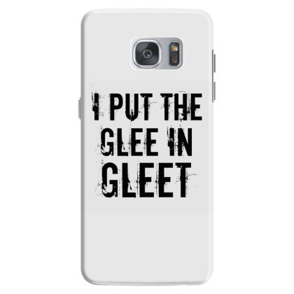 Glee In Gleet Samsung Galaxy S7 Case Designed By Perfect Designers
