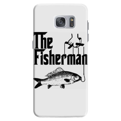 Fisherman Funny Fishing Samsung Galaxy S7 Case Designed By Lyly