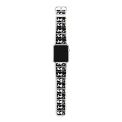 Funcle Fun Uncle Humor Apple Watch Band Designed By Lyly