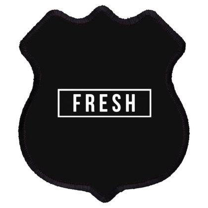 Fresh Shield Patch Designed By Lyly