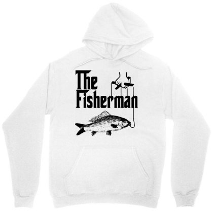 Fisherman Funny Fishing Unisex Hoodie Designed By Lyly