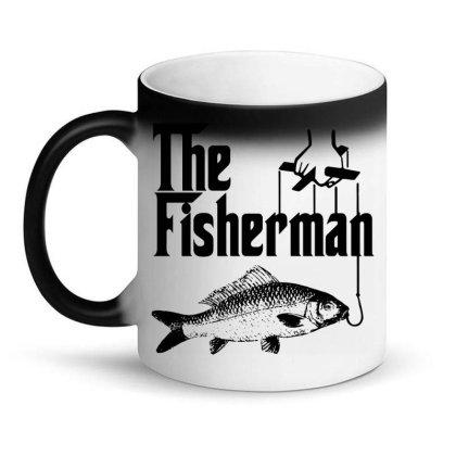 Fisherman Funny Fishing Magic Mug Designed By Lyly