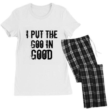 Goo In Good Women's Pajamas Set Designed By Perfect Designers