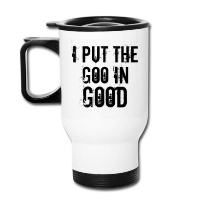 Goo In Good Travel Mug Designed By Perfect Designers