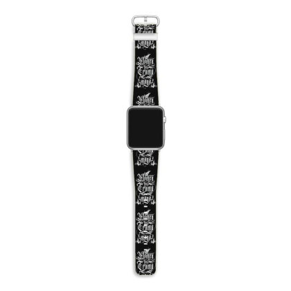 Women For Trump Lettering Apple Watch Band Designed By Tiococacola