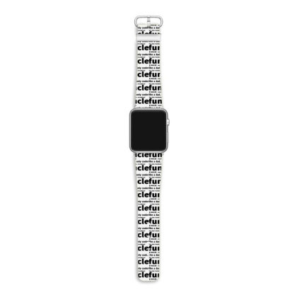 Funcle Fun Uncle Humor1 Apple Watch Band Designed By Lyly
