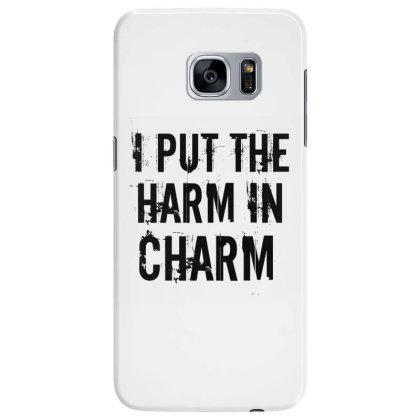 Harm In Charm Samsung Galaxy S7 Edge Case Designed By Perfect Designers