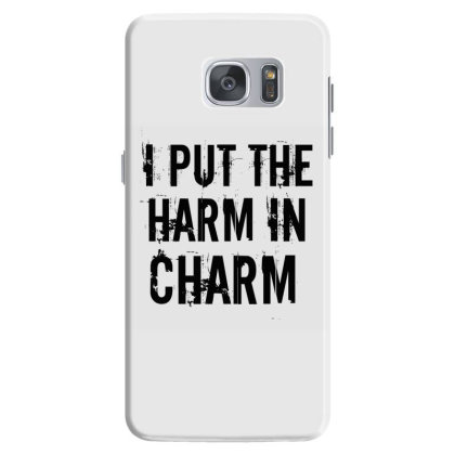 Harm In Charm Samsung Galaxy S7 Case Designed By Perfect Designers