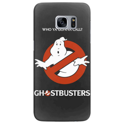 Ghostbusters Samsung Galaxy S7 Edge Case Designed By Lyly