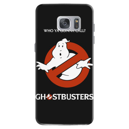 Ghostbusters Samsung Galaxy S7 Case Designed By Lyly