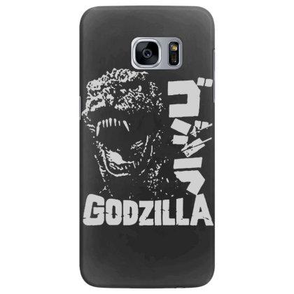 Godzilla Samsung Galaxy S7 Edge Case Designed By Lyly