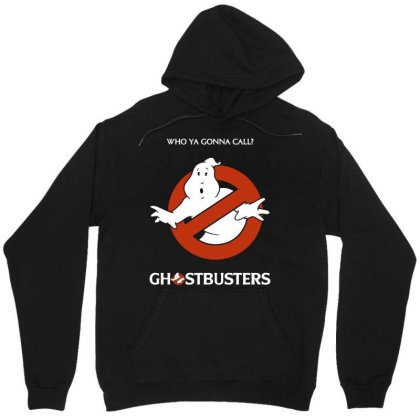 Ghostbusters Unisex Hoodie Designed By Lyly