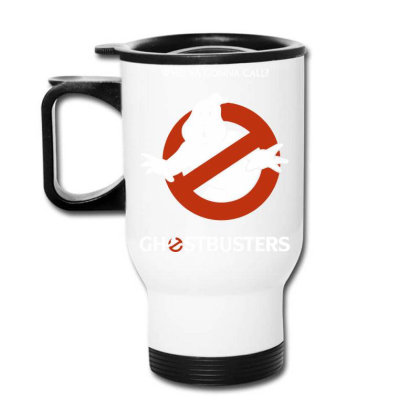 Ghostbusters Travel Mug Designed By Lyly