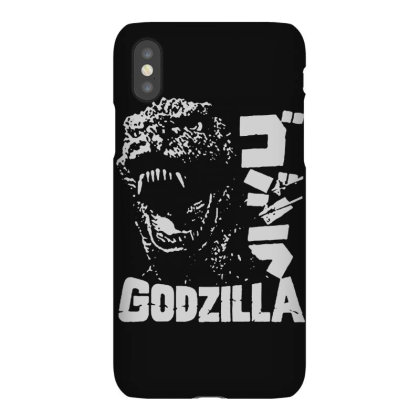 Godzilla Iphonex Case Designed By Lyly