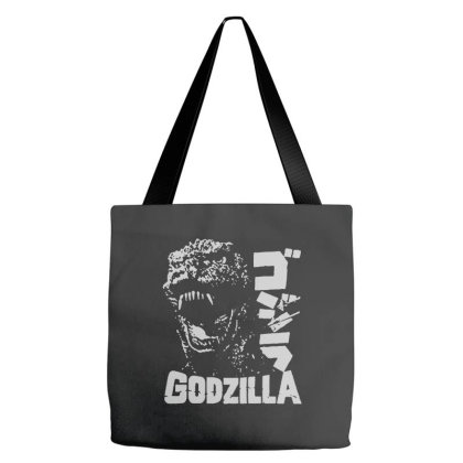 Godzilla Tote Bags Designed By Lyly