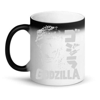 Godzilla Magic Mug Designed By Lyly
