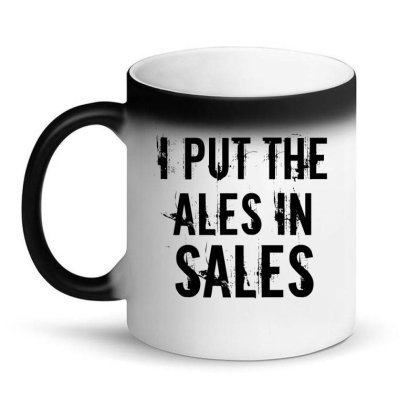 Ales In Sales Magic Mug Designed By Perfect Designers