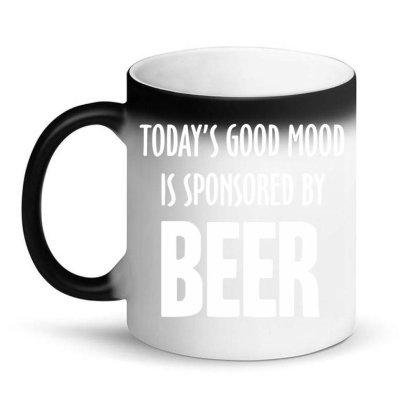 Good Mood Sponsored By Beer Magic Mug Designed By Lyly