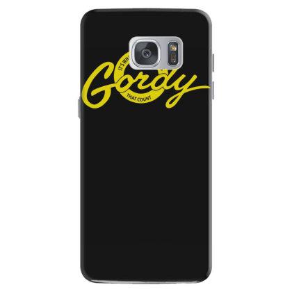 Gordy Records Samsung Galaxy S7 Case Designed By Lyly