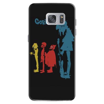Gorillaz   Rock The House Samsung Galaxy S7 Case Designed By Lyly