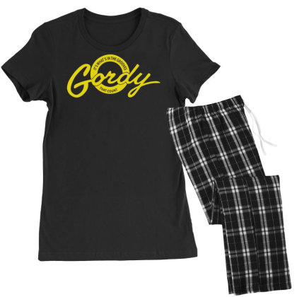 Gordy Records Women's Pajamas Set Designed By Lyly