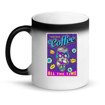 Coffee All Time Magic Mug Designed By Chiks