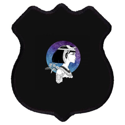 Egyptian Woman V.2 Shield Patch Designed By Cuser3789