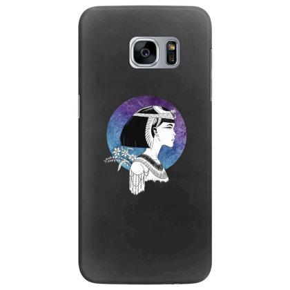 Egyptian Woman V.2 Samsung Galaxy S7 Edge Case Designed By Cuser3789