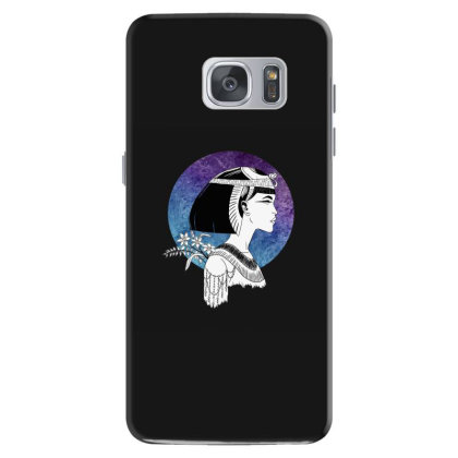 Egyptian Woman V.2 Samsung Galaxy S7 Case Designed By Cuser3789
