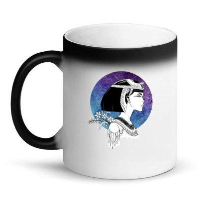 Egyptian Woman V.2 Magic Mug Designed By Cuser3789