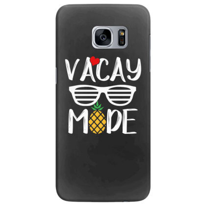 Vacay Mode 2020 Samsung Galaxy S7 Edge Case Designed By Faical