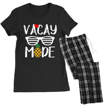 Vacay Mode 2020 Women's Pajamas Set Designed By Faical