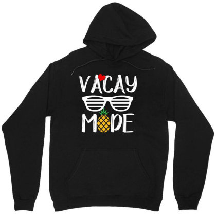 Vacay Mode 2020 Unisex Hoodie Designed By Faical