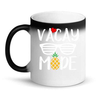 Vacay Mode 2020 Magic Mug Designed By Faical
