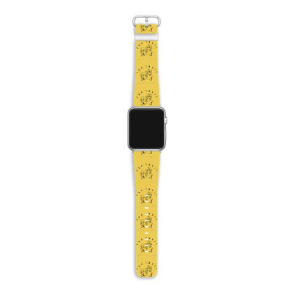 End Toxic Masculinity Apple Watch Band Designed By Oyaarnola