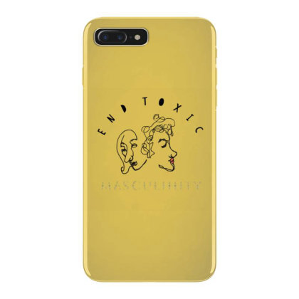 End Toxic Masculinity Iphone 7 Plus Case Designed By Oyaarnola