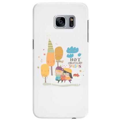 Autumn Samsung Galaxy S7 Edge Case Designed By Disgus_thing