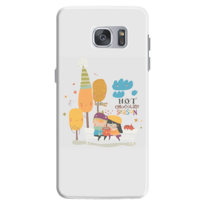 Autumn Samsung Galaxy S7 Case Designed By Disgus_thing