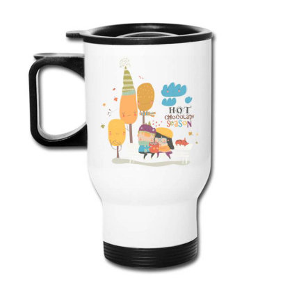 Autumn Travel Mug Designed By Disgus_thing