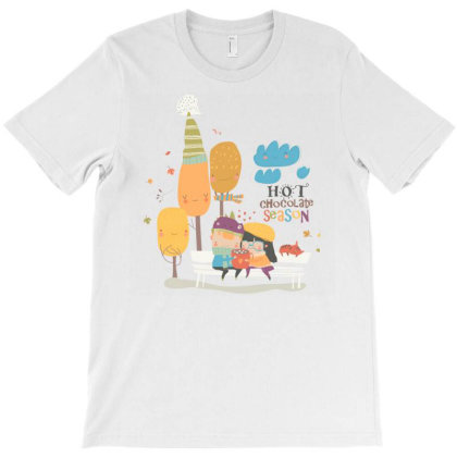 Autumn T-shirt Designed By Disgus_thing