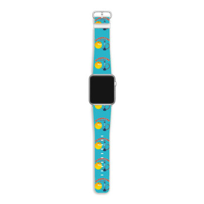 Quarantine Club Apple Watch Band Designed By Chiks