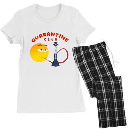 Quarantine Club Women's Pajamas Set Designed By Chiks
