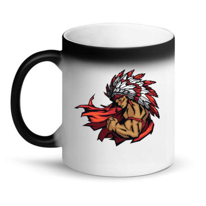 American Indian Art Magic Mug Designed By Chiks