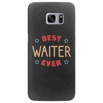 Best Waiter Ever Samsung Galaxy S7 Edge Case Designed By Cypryanus