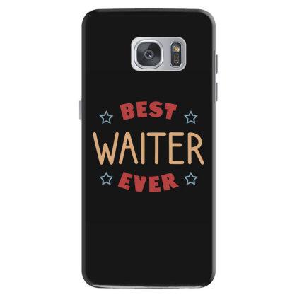 Best Waiter Ever Samsung Galaxy S7 Case Designed By Cypryanus