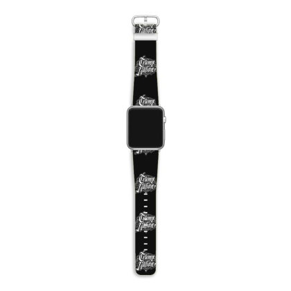 Trump Nation Face Mask Apple Watch Band Designed By Tiococacola
