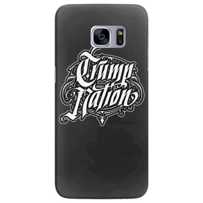 Trump Nation Face Mask Samsung Galaxy S7 Edge Case Designed By Tiococacola