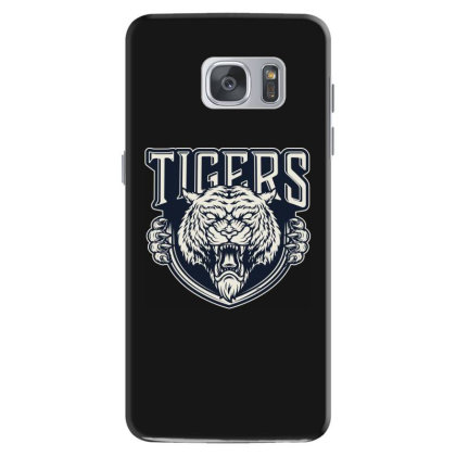 Tiger Samsung Galaxy S7 Case Designed By Estore